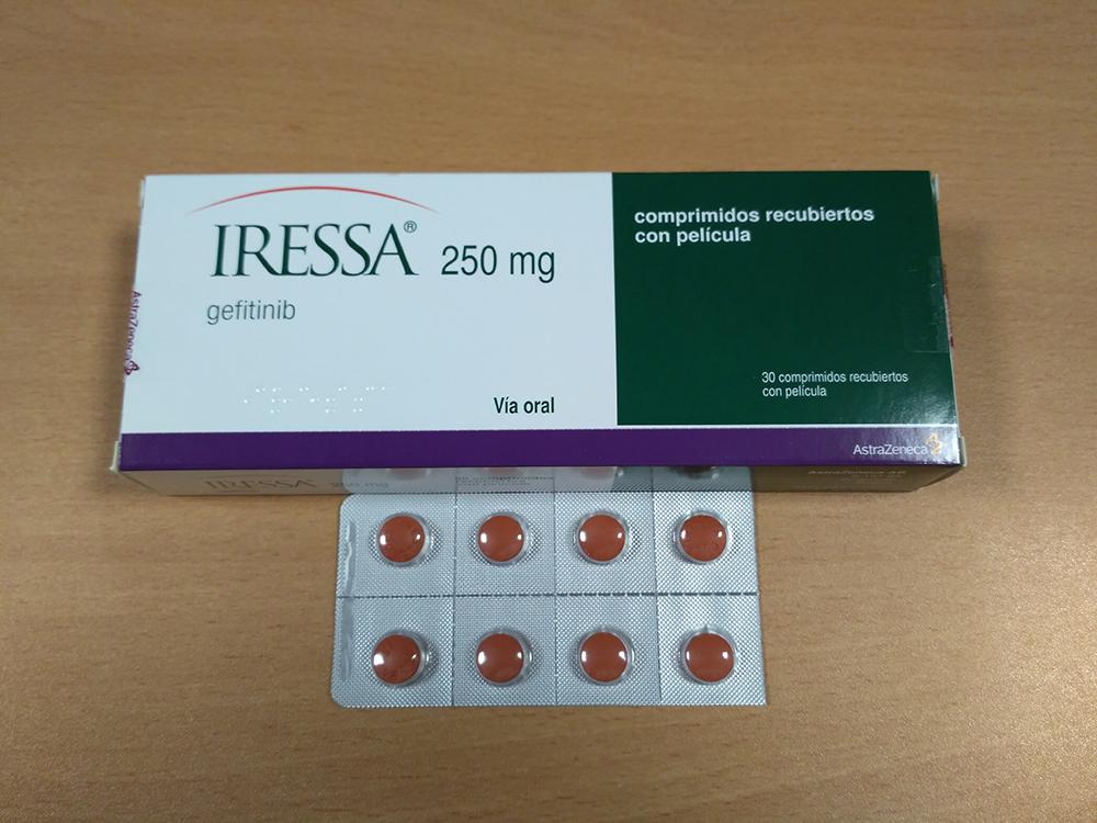 Gefitinib (Iressa) 2