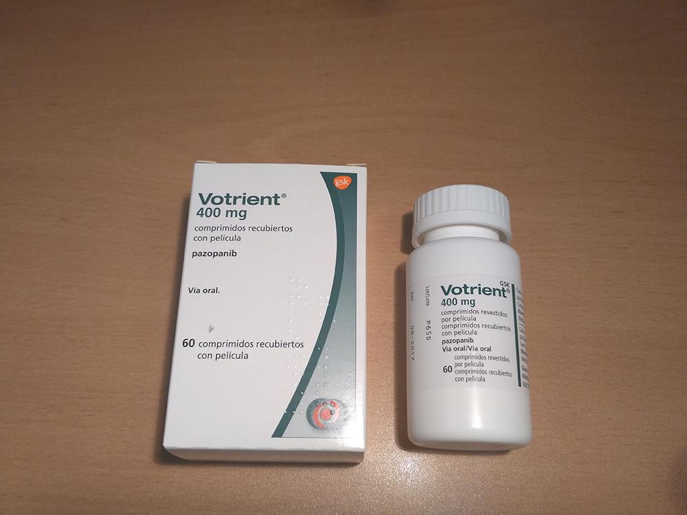 Pazopanib (Votrient)