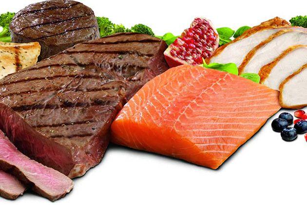 carne pescado